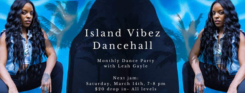 Copy of Island Vibez Dancehall